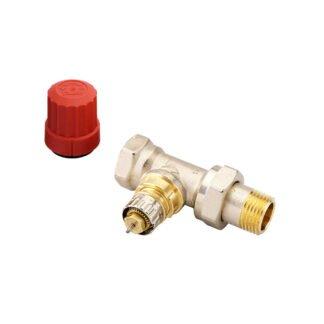 Клапан термостатический RTR-N 15 (RA-N) прямой 013G7014