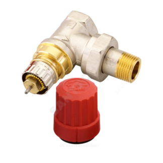 Клапан термостатический RTR-N для двухтр угловой ВР RTR (RA)...