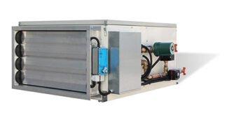 Приточная вентиляционная установка Capsule-4000 w с автомати...