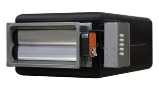 Компактная приточная установка Capsule-2000 с нагревателем, ...