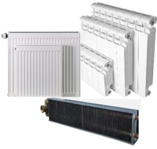 Конвекторы и радиаторы