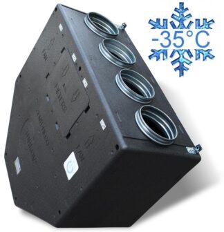 Zenit 550 H heco (высоконапорная) вентиляционная приточно-вы...