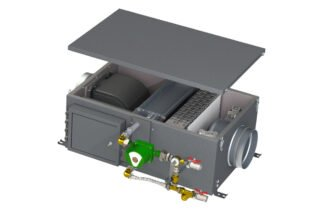 Компактные приточные вентиляционные установки