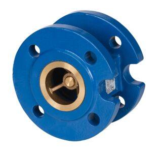 Обратный клапан фланцевый, тип NVD 402, Ду100 Danfoss 065B74...