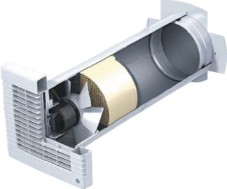 Оборудование систем вентиляции