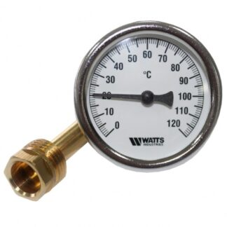 F+R801 OR 1/2″ Термометр биметаллический аксиальный (D...