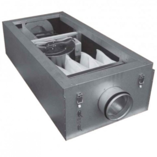 CAU 2000/1-W VIM установка приточная компактная моноблочная