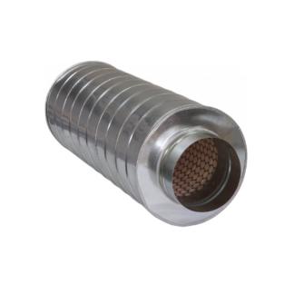 ГТК 100-600 Шумоглушитель трубчатый