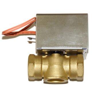2-х ходовой клапан с приводом ТМ-К-1-СП