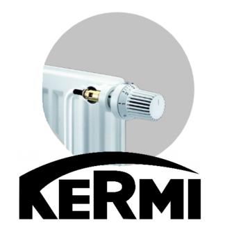 Kermi боковое подключение